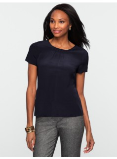 Crepe de Chine Top