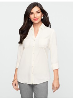Ivory Nantucket Shirt