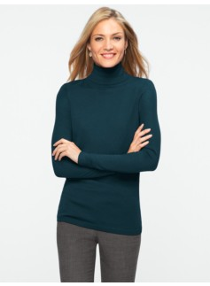 Talbots Merino Turtleneck