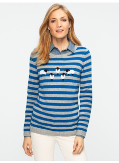 Stripes & Lambs Sweater