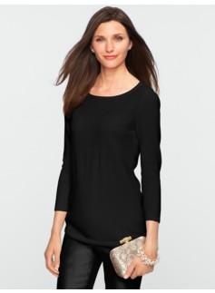 Cashmere Ballet Sweater