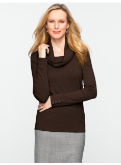 Cowlneck Sweater