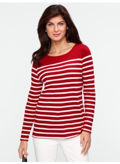 Jane Stripe Tee