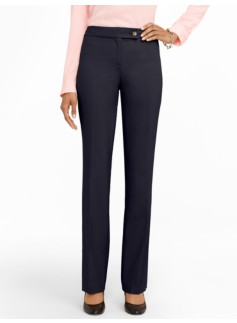 Curvy Lindsey Bootcut Pants
