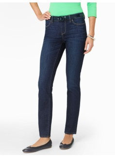 Slimming Signature Reef Wash Ankle Jeans