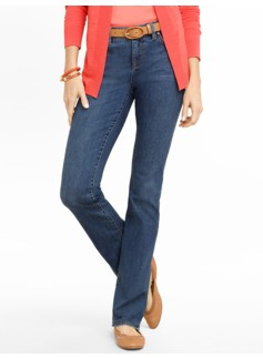 Slimming Heritage Cove Wash Bootcut Jeans