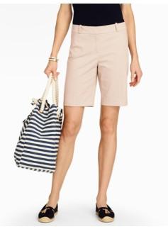 "9"" Twill Shorts"