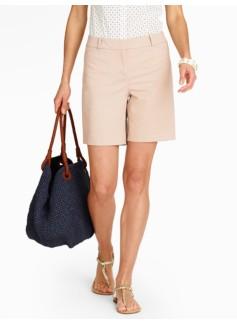 "7"" Twill Shorts"