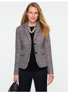 Rockingham Glen Plaid Jacket