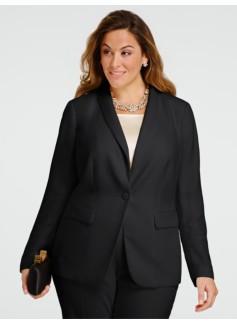 Seasonless Crepe Tuxedo Jacket
