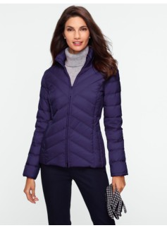 Transitional Puffer Jacket