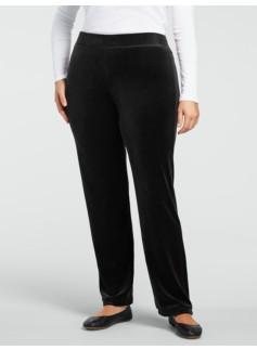 Velour Pants