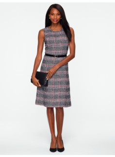 Lenox Plaid Dress