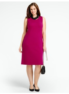 Merino Sleeveless Sheath