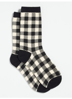 Tartan Plaid Socks