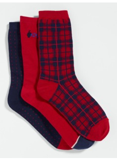 Scottie Dog Sock Gift Box Set