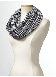 Check Infinity Scarf