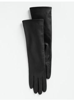 Three-Quarter Length Leather Gloves