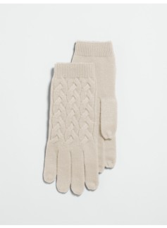 Cozy Cable Gloves