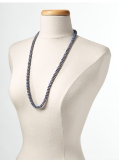 Metal Pipette Necklace