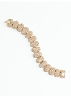 Pav� Lattice Bracelet