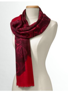 Beautiful Roses Scarf
