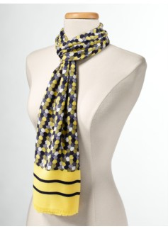 Gumball-Dots Scarf