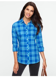 Dunedin Plaid Shirt