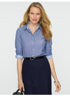 Wrinkle-Resistant Preston Stripe Shirt