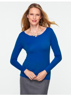 Merino Balletneck Sweater