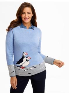 Puffins Marissa Sweater