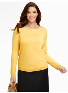 Envelope-Bateau Sweater