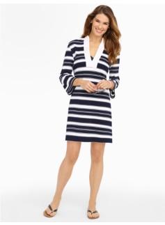 Beachy Stripes Tunic