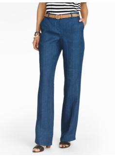 European Linen Heritage Linen Pants