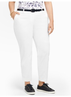 The Daily Ankle Pant - Curvy