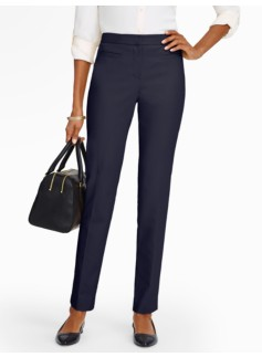 Talbots Hampshire Ankle Pants - Curvy
