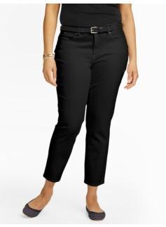Slimming Heritage Crop Jeans