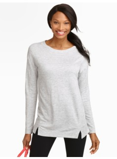 Double Knit Oversized Tunic