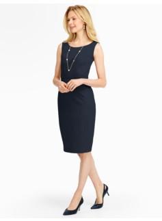 Cotton Viscose Dress
