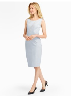 Cotton Viscose Dress
