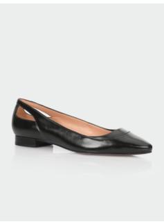 Edison Cut-Out Heel Flats
