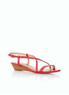 Cece Braided Wedge Sandals