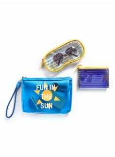 Fun-In-The-Sun Travel Bag Set