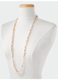 Teardrop Cluster Necklace