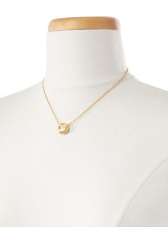 Pav� Heart Necklace
