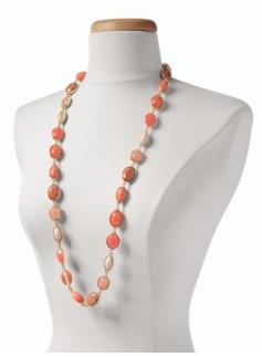 Cabochon Necklace