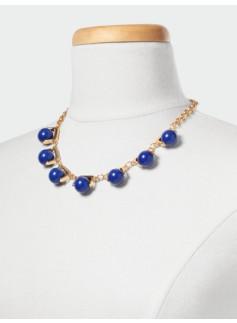 Bead-Drop Necklace