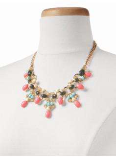 Tulip-Drop Necklace