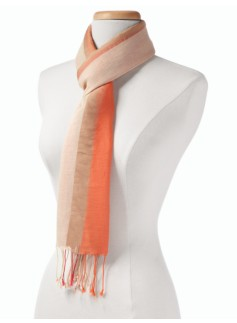 Bold Stripes Scarf