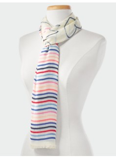 Love and Stripes Scarf